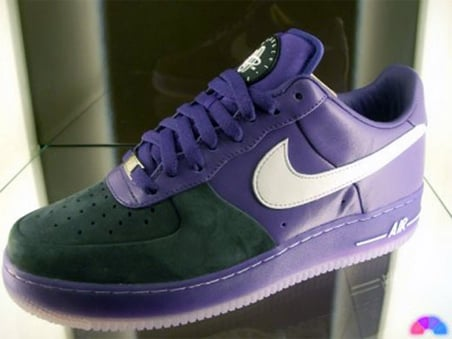 "Nike ""Huarache"" Air Force 1 - Purple / Black"