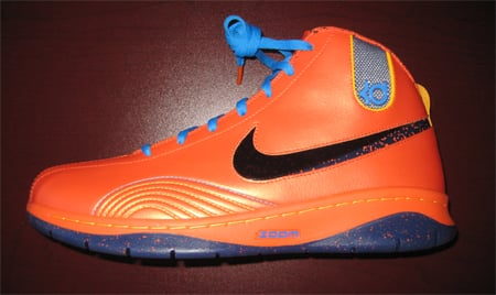 Nike Kevin Durant KD 1 Orange Blue