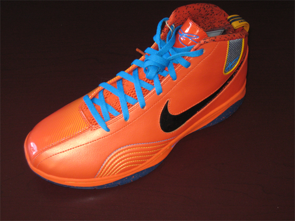 kevin durant shoes 1. Nike Kevin Durant KD 1 Orange