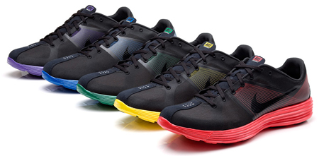 Nike Lunar Racer - Black Collection