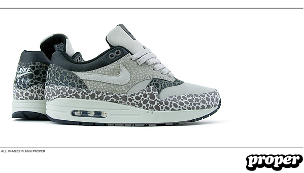 Nike Safari Air Max 1 - Now Available