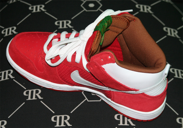 Nike SB Dunk High Big Gulp Sport Red White