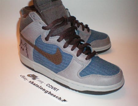 Nike SB Dunk High Sample - Quasimoto