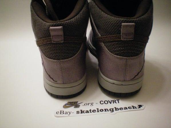 Nike SB Dunk High Sample - Quasimoto