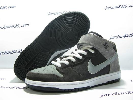 "Nike SB ""TV"" Dunk Mid Premium"