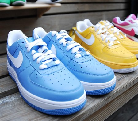 Nike Sportswear Spring Summer 2009 Preview Air Force 1
