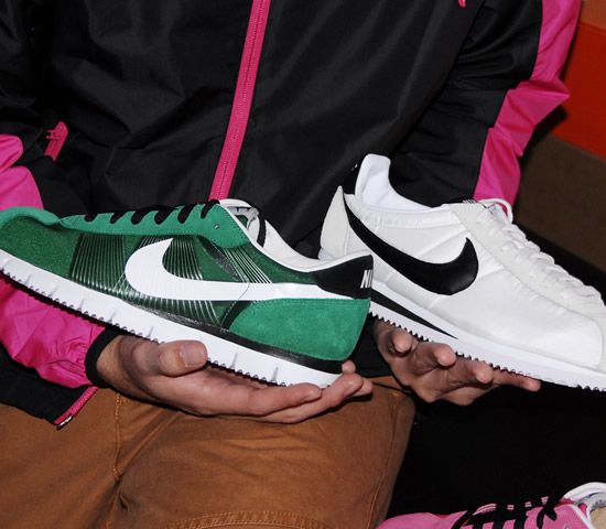 Nike Sportswear Spring Summer 2009 Preview Flywire Cortez