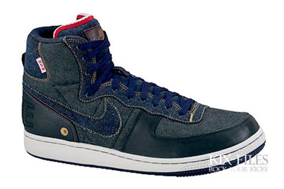 Nike Sportswear Terminator High - Selvage Denim