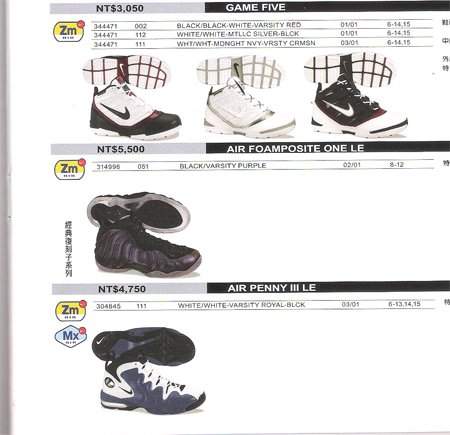Nike Spring 2009 Preview