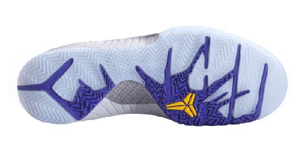 Nike Unveils The Zoom Kobe IV (4) Sole