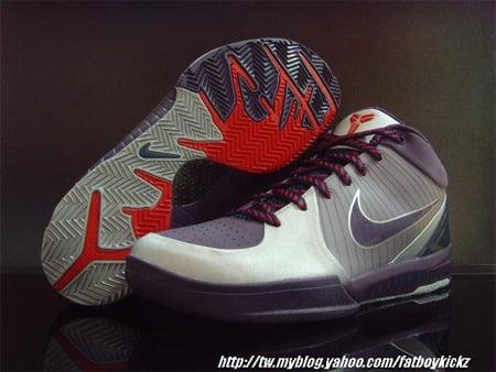 "Nike Zoom Kobe IV ""Chaos"""