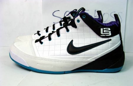 Nike Zoom LeBron James Ambassador Player Exclusive (PE) Summit Lake Hornets 6606fa475e3d
