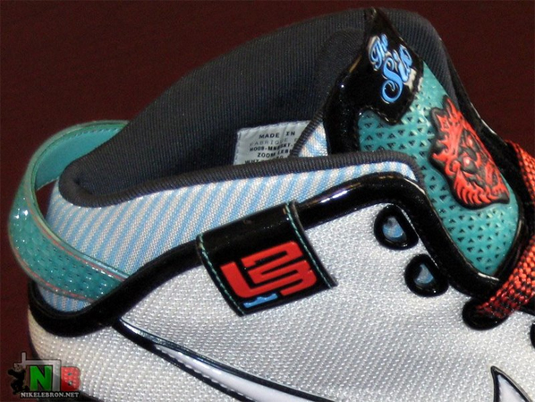 Nike Zoom Lebron VI (6) - Miami