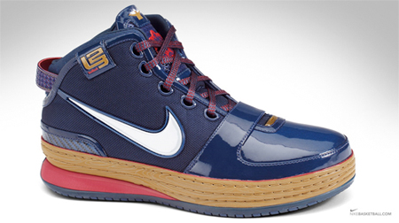 Nike Zoom Lebron VI (6) - Chalk