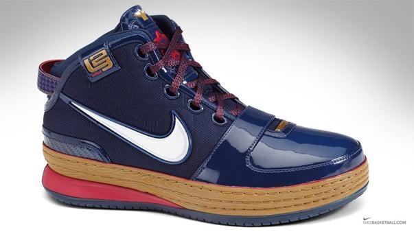 "Nike Zoom Lebron VI ""Chalk"""
