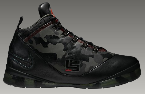 423cef9312b Nike Zoom Soldier II - Camo Edition