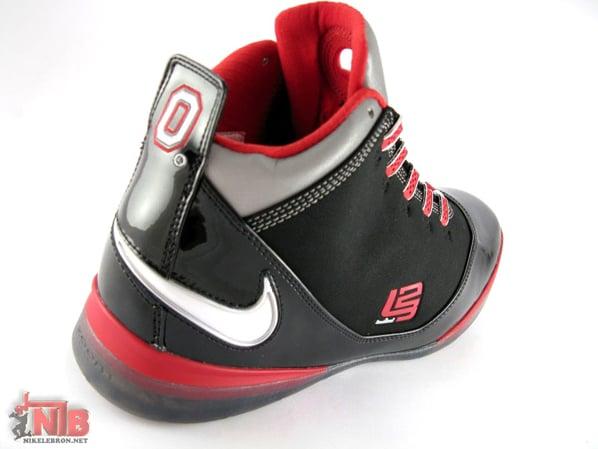 Nike Zoom Soldier II - Ohio State Buckeyes