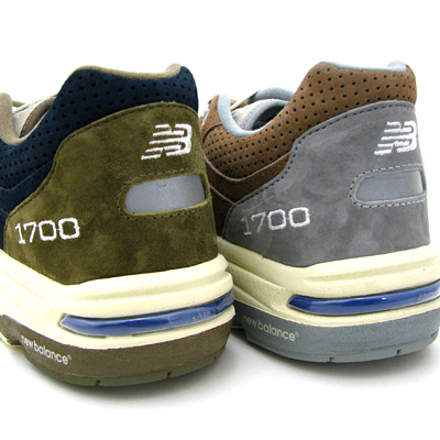 nonnative x New Balance M1700C Heel