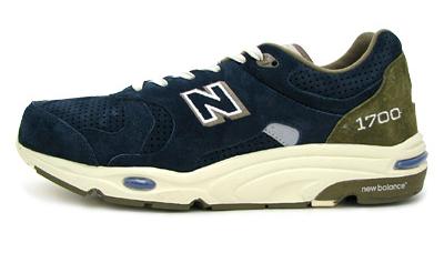 nonnative x New Balance M1700C Blue