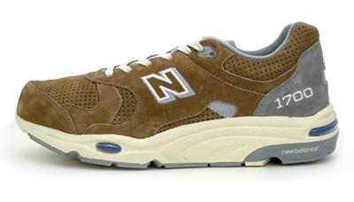 nonnative x New Balance M1700C Brown