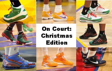 On Court: Christmas Edition