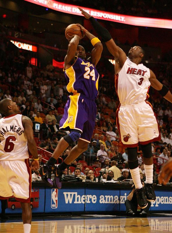 """On Court: Nike Zoom Kobe IV """"Venom"""""""