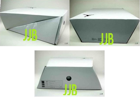 Possible Air Jordan 2009 Box