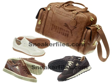 Puma Limited Edition 60th Anniversary Vintage Pack