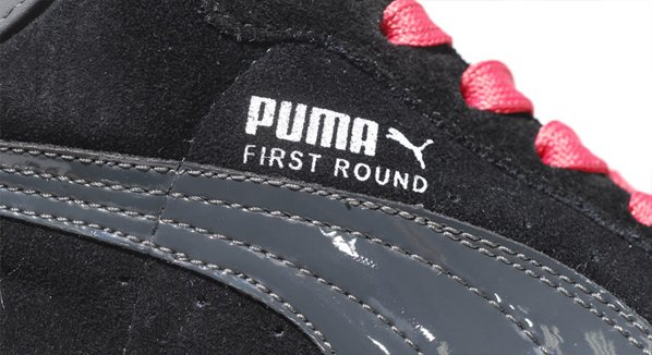 Puma Womens First Round Scroll 80