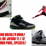 Release Date Change: Air Jordan 11 – 12 Countdown Pack and Spizikes