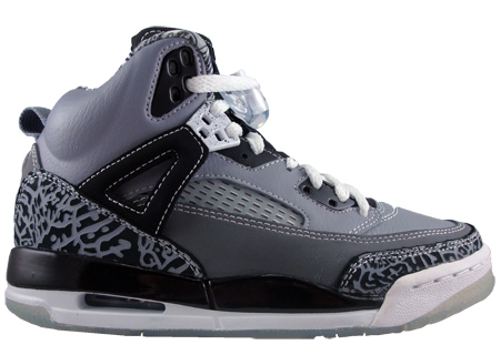 Release Reminder: Air Jordan Spizike Cool Grey