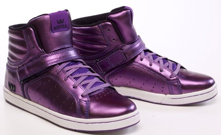 Supra Suprano High - Metallic Purple