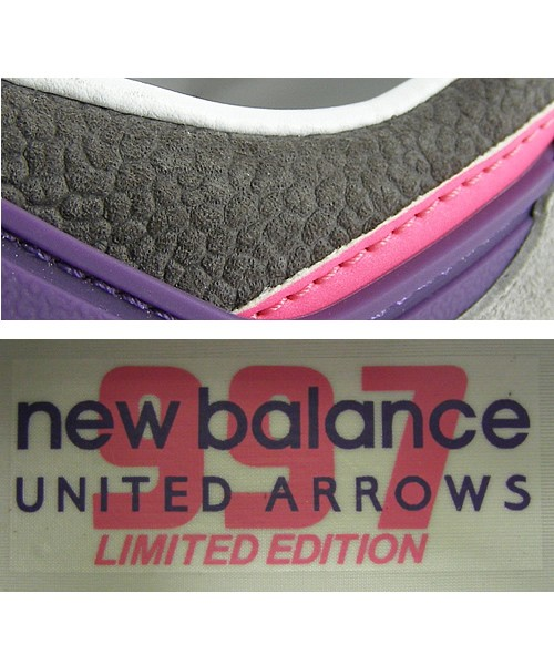 United Arrows x New Balance CM997.5