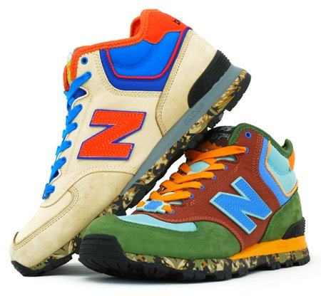Update: UNDFTD Japan x New Balance H574J Man vs Wild Pack