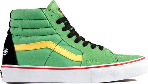 vans sk8 high sneakerfiles
