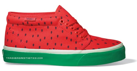 Vans Watermelon Pack - Spring/Summer 2009