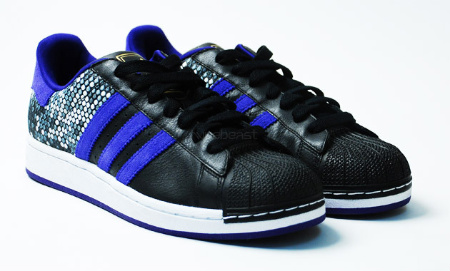 "adidas Originals 60 Years of Soles and Stripes ""Color Vision"" Superstar"
