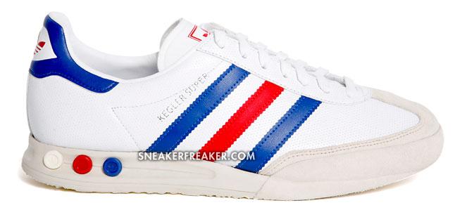 fascismo donde quiera Momento  adidas Kegler Super Leather Preview!   SneakerFiles