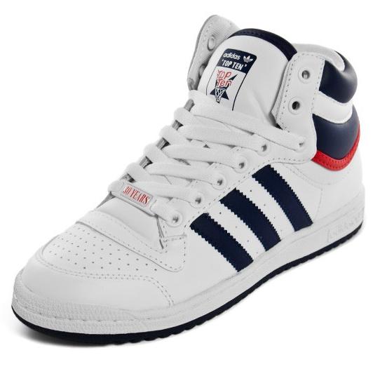 adidas Originals Top Ten Hi 60 Years of Soles and Stripes