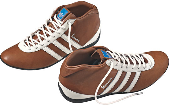 adidas x Vespa Spring 2009 Collection
