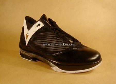 Air Jordan 2009 - Black / Varsity Red - White