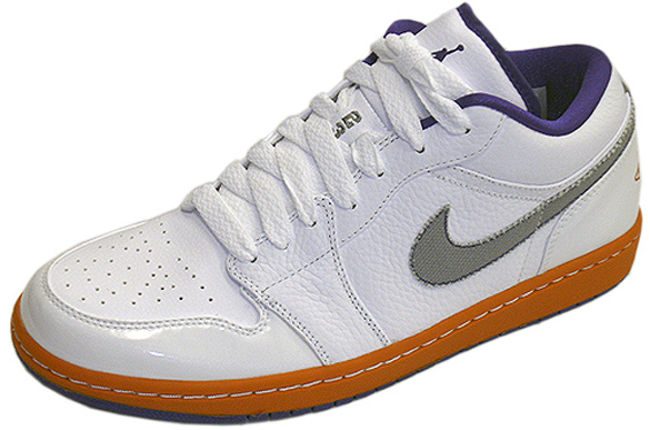 Air Jordan I (1) Low Phat - Suns - Championship Pack
