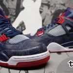 Air Jordan IV (4) Laser – USAB Carmelo Anthony Player Exclusive (PE)