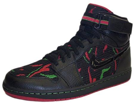 Air Jordan Retro I (1) High Strap - A Tribe Called Quest