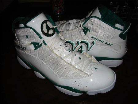 new product 4b604 a6ba6 Air Jordan Six Rings - Ray Allen Player Exclusive (PE ...