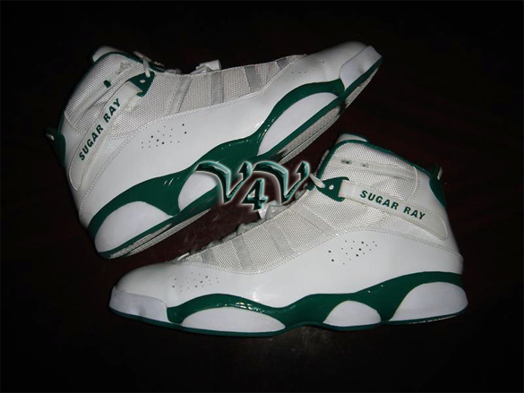 Air Jordan Six Rings - Ray Allen Player Exclusive (PE)