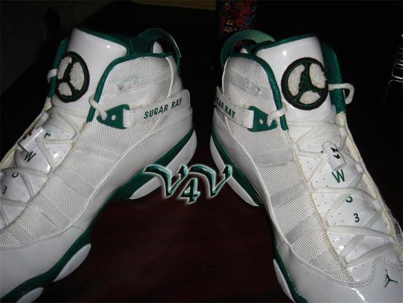 Air Jordan Six Rings - Ray Allen Player Exclusive (PE)