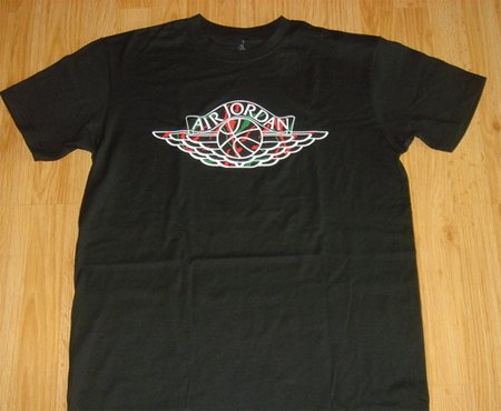 Air Jordan Sole Wings T-Shirt