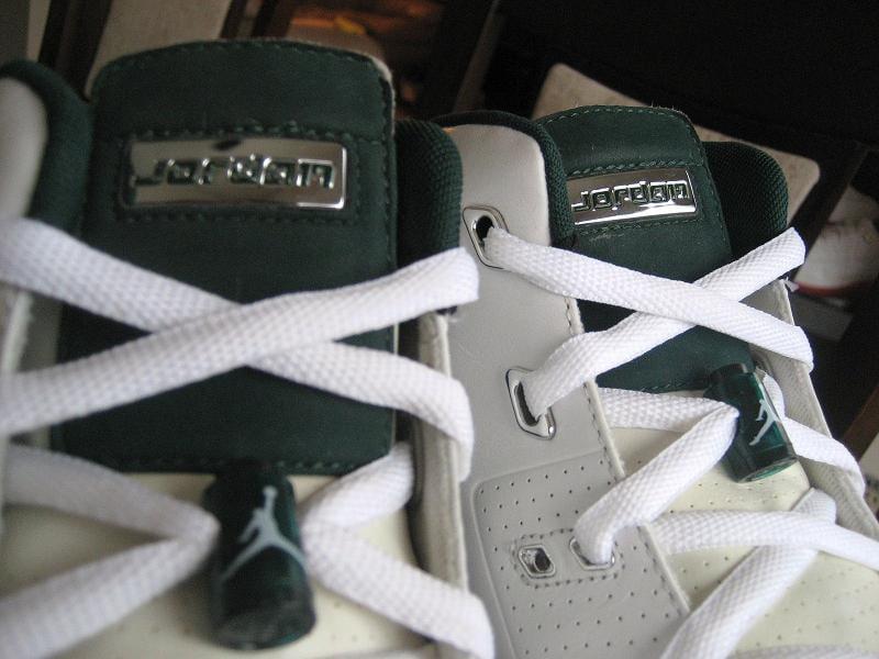 Air Jordan XVII (17) - Marcus Jordan Player Exclusive (PE)