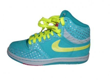 Nike Air Max Light LE + Court Force Hi - Turquoise